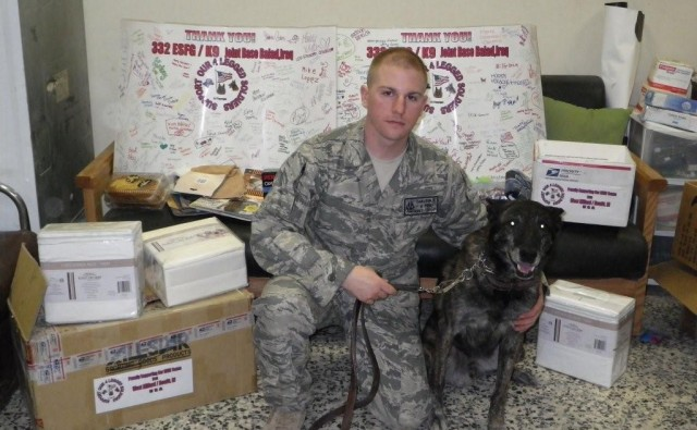 332 Handler & MWD w-SO4LS Thank You posters